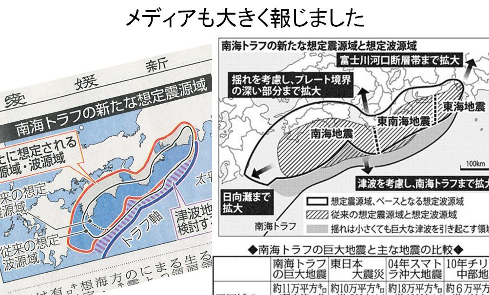 強まる地震の脅威