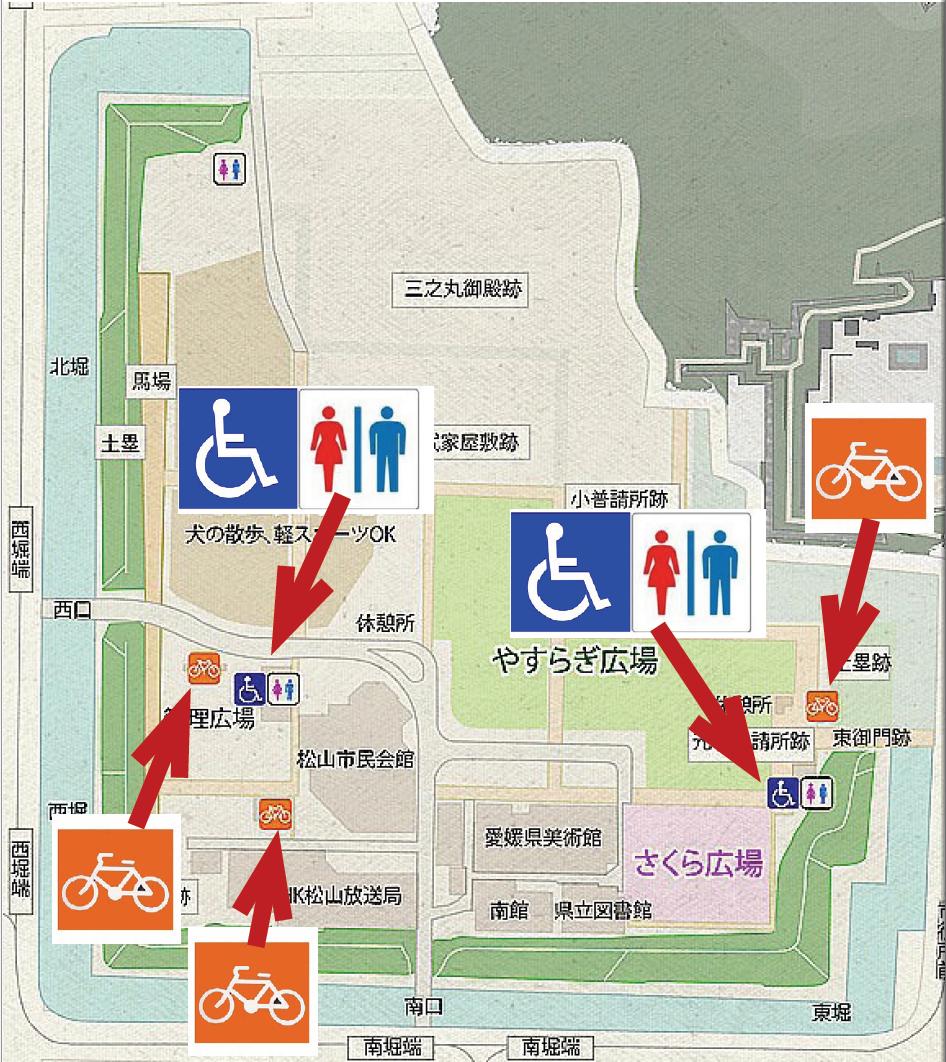 「STOP伊方再稼働!全国集会in松山」の駐車場情報