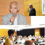 第7回定期総会で山崎医師が講演