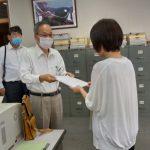 県議会に「廃炉を求める」請願提出